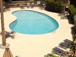 One of Two Pools for your enjoyment !